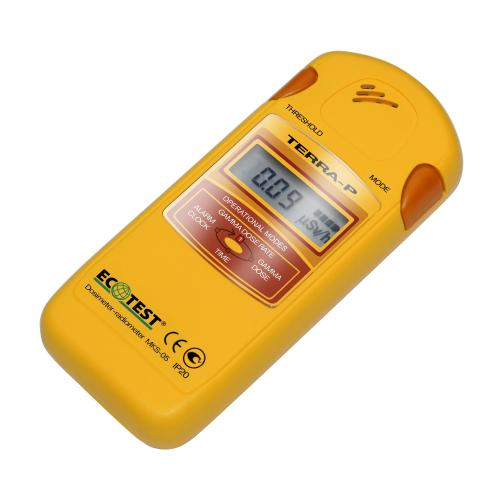MKS-05P(Terra-P) 多用途核辐射个人剂量报警仪