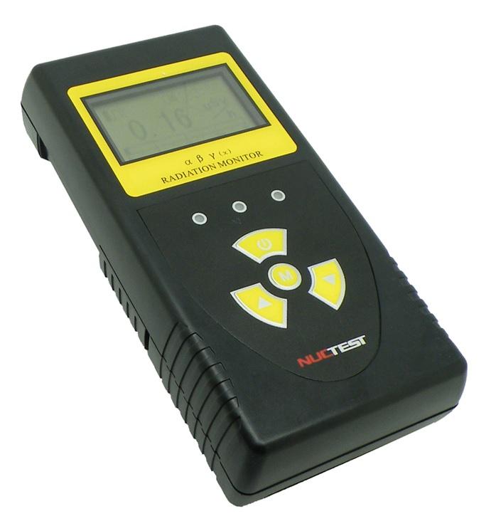 NT6108型α、β、γ(X) 便携式多功能辐射检测仪