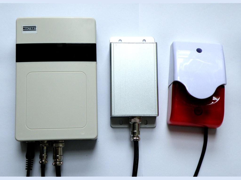 NT6103-A 型固定式单通道辐射场所监测仪