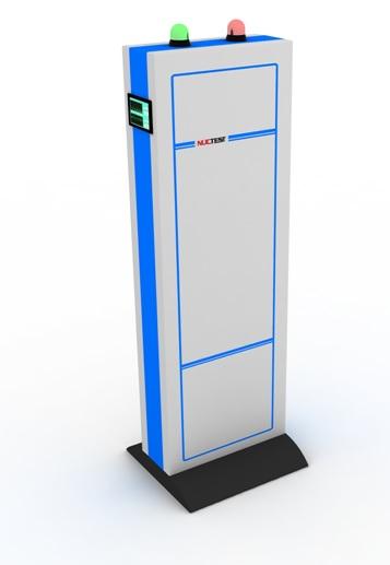 NT-L15通道式行包放射性监测系统